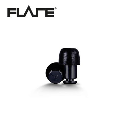 【敦煌樂器】Flare Isolate 系列鋁製專業級英國防躁耳塞 黑色款