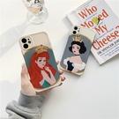 皇冠白雪公主美人魚 適用 iPhone12Pro 11 Max Mini Xr X Xs 7 8 plus 蘋果手機殼