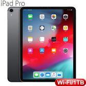 APPLE 12.9 吋 iPad Pro Wi-Fi 1TB -太空灰色(MTFR2TA/A)