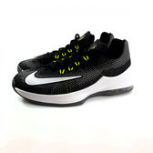 大童鞋 NIKE 氣墊籃球鞋 AIR MAX INFURIATE GS 黑灰白底 《7+1童鞋》 E803黑色