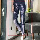 美之札[8S121-PF]中尺碼*細密直條紋OL修身西裝長褲~上班/面試