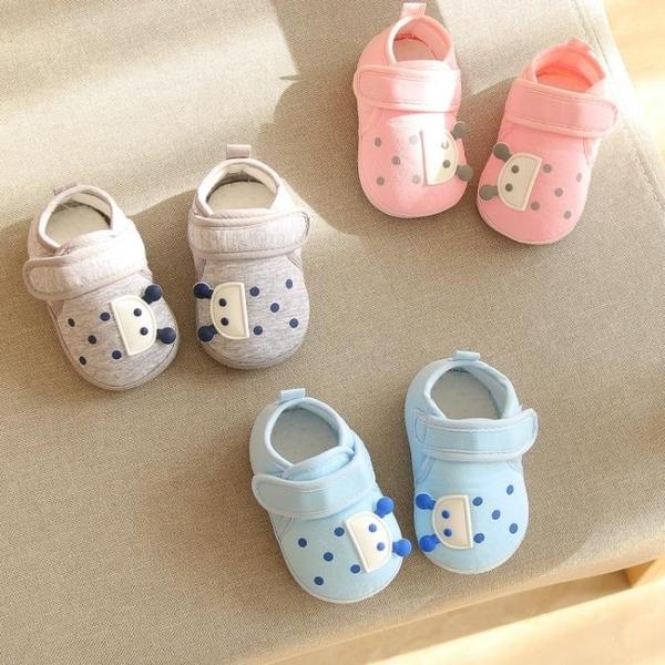 ★嬰兒鞋男女寶寶0-3-12個月學步寶寶鞋~