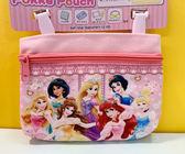 【震撼精品百貨】公主 系列Princess~迪士尼公主系列隨身包(可夾式)-綜合公主#30232