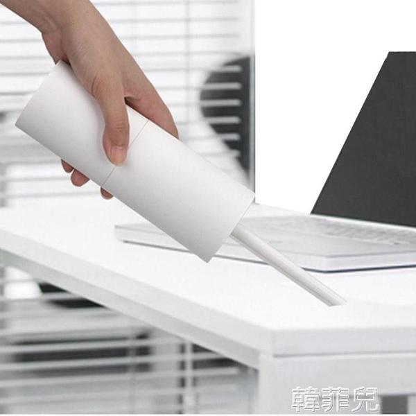 吸塵器 手持吸塵器可充電 家用小型無線桌面窗台微型吸縫隙迷你usb車載 韓菲兒