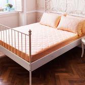 DOKOMO朵可•茉-MIT台灣精製《標準雙人5x6.2尺防潑水床包式保潔墊+枕頭套式保潔墊x2》- 亮麗膚