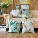 抱枕 車用客廳沙發靠墊  靠墊套  抱枕/抱枕套  靠枕  腰枕 靠背可拆洗 莎瓦迪卡