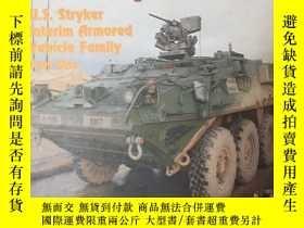 二手書博民逛書店Stryker罕見in Detail - US Stryker