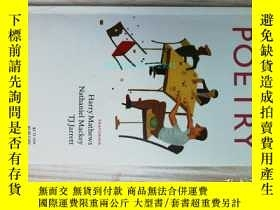 二手書博民逛書店Poetry罕見(magazine) 06 2014 詩歌詩集文