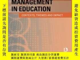 二手書博民逛書店Human罕見Resource Management In Ed