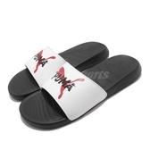 Puma 涼拖鞋 Popcat 20 CS 黑 白 男鞋 女鞋 基本款 涼鞋 【ACS】 37477801