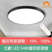 HONEYCOMB LED 54W遙控調光吸頂燈 TA9893C