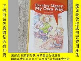二手書博民逛書店Earning罕見Money My Own Way(Scott
