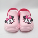 DISNEY 迪士尼正版 米妮 中童 防水拖涼鞋 兩穿式 120179PCH 粉【iSport愛運動】