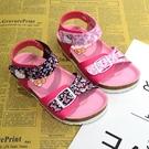 【2色】柏肯涼鞋 足弓型 凱蒂貓涼鞋 Hello Kitty涼鞋 台灣製 正版授權 童休閒涼鞋 J6786