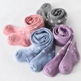 童裝 過年 加厚毛圈小花褲襪  (2~3y) (3~4y) (5~6y) 小童褲襪  兒童襪 橘魔法Baby magic 現貨