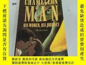 二手書博民逛書店英文原版:CHAMELEON罕見MAN HIS WOMEN.HI