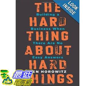 【103玉山網】 2014 美國銷書榜單 The Hard Thing About Hard Things $1039