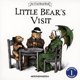 〈汪培珽英文書單〉An I Can Read系列 LITTLE BEAR'S VISIT L1 (單CD)
