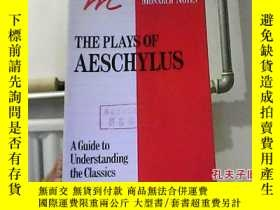 二手書博民逛書店The罕見Plays of Aeschylus19465 Rob