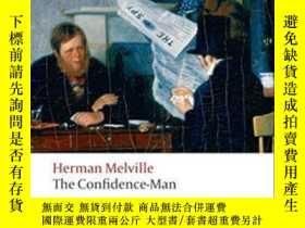 二手書博民逛書店The罕見Confidence-man (oxford Worl