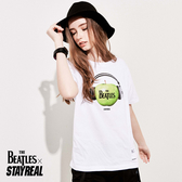 STAYREAL x The Beatles 蘋果唱片T