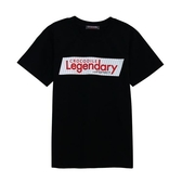 『小鱷魚童裝』純色文字印圖T恤(10號~20號)557428