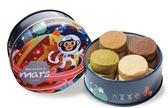 火星猴子-火星小圓餅mini