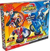 魔幻陀螺之機甲戰車 豪華套裝-赤影VS劍齒鯊 TOYeGO 玩具e哥