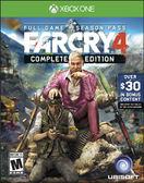 X1 Far Cry 4 Complete Edition 極地戰嚎 4 完全版(美版代購)
