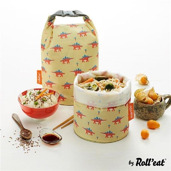 桶裝食物袋/侏儸紀恐龍【Roll'eat西班牙食物袋】