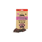 寵物家族-Zeal真致天然風乾零食-牛肉塊125g