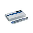 LAMY鋼筆墨水管(5支入(盒)*T10