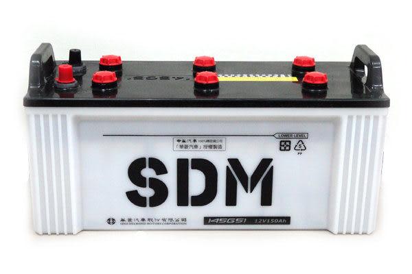 SDM中華汽車原廠加水電池電瓶N150鉛酸電池, 145G51