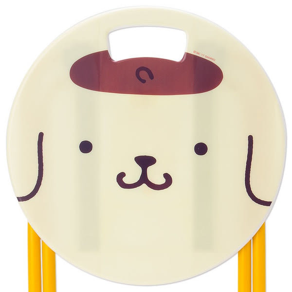 布丁狗攜帶摺疊椅餐桌野餐椅023396通販屋