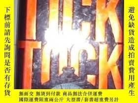二手書博民逛書店英文原版罕見Tick Tock by James Patters