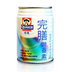 桂格完膳營養素奶水【 香草口味】 250毫升1箱24罐  《宏泰健康生活網》