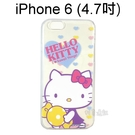 Hello Kitty 透明軟殼 [可愛] iPhone 6 / 6S (4.7吋)【三麗鷗正版授權】