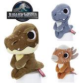 侏儸紀世界 坐姿娃娃 玩偶 暴龍 迅猛龍 冥河龍 Jurassic World 日本正品 該該貝比日本精品 ☆