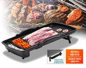 【限時下殺】韓國 斜式排油烤盤 40x34cm 斜烤盤 排油烤盤 韓式烤肉◎花町愛漂亮◎ML