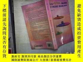 二手書博民逛書店PLOT S罕見WRITING GUIDE FOR HKCEE