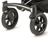 Quinny Moodd 嬰兒手推車-用前輪(黑色)[衛立兒生活館]