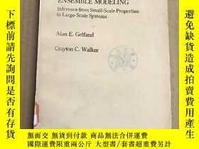 二手書博民逛書店ensemble罕見modeling(P3308)Y173412