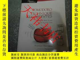 二手書博民逛書店Pomodoro罕見Technique IllustratedY