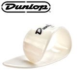 【非凡樂器】Dunlop Heavies Thumbpicks 白拇指套/Pick