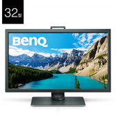 BenQ 明基 SW320 32型 4K 專業 色彩管理 螢幕 液晶顯示器