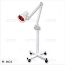 台灣紳芳 | M-1035S紅外線溫熱燈(立式)-微調溫[56042]美容開業儀器設備