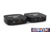 同屏器 HDMI無線傳輸音視頻影音高清收發器發射接收器同屏器投影分屏投射 百分百