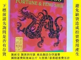 二手書博民逛書店FORTUNE罕見& FENG SHUI 2012 DRAGON