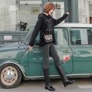 長筒雨靴 高筒雨鞋女長筒韓國時尚可愛外穿防滑雨靴防水膠鞋套鞋過膝靴子潮 小宅女