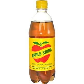 蘋果西打600ml-單瓶【合迷雅好物超級商城】